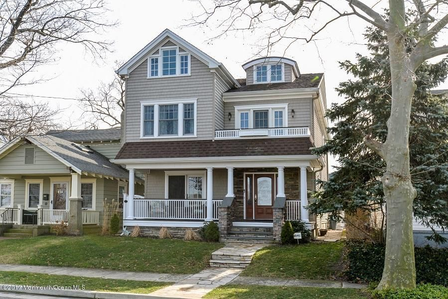 Maison unifamiliale pour l Vente à 339 Norwood Avenue Avon By The Sea, New Jersey 07717 États-Unis
