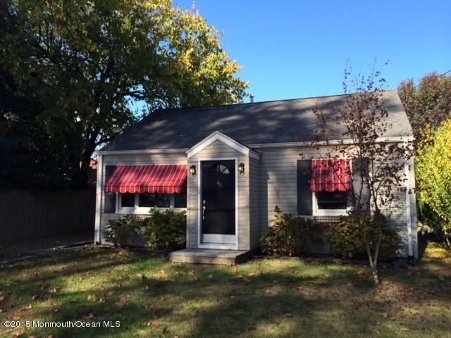 Casa Unifamiliar por un Alquiler en 43 Morris Avenue Belford, Nueva Jersey 07718 Estados Unidos