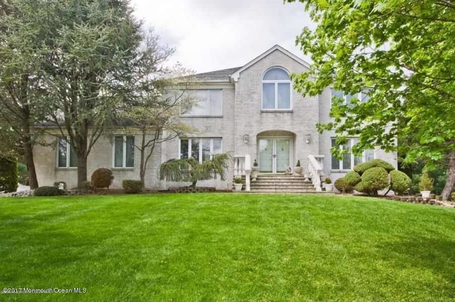 独户住宅 为 出租 在 2 Chagall Road 万宝路, 新泽西州 07746 美国
