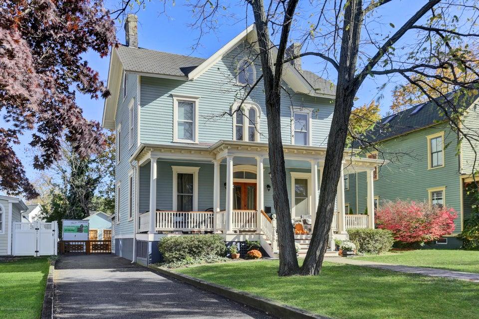 Nhà ở một gia đình vì Bán tại 27 South Street 27 South Street Red Bank, New Jersey 07701 Hoa Kỳ