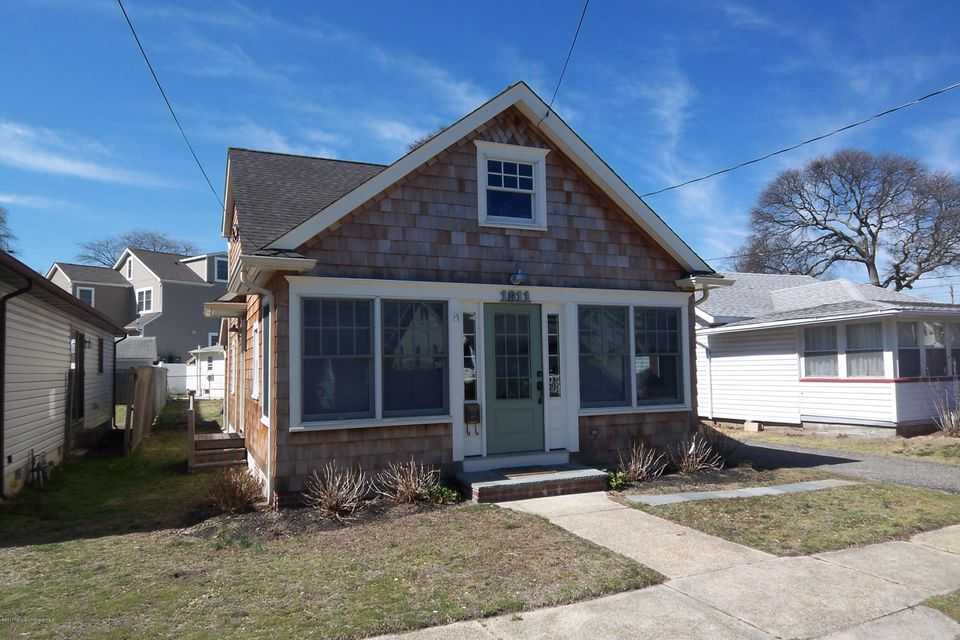 Single Family Home for Rent at 1811 Bradley Terrace Lake Como, New Jersey 07719 United States