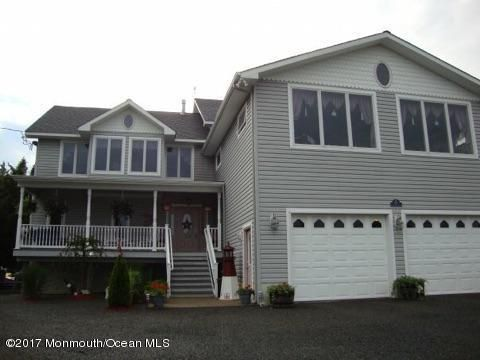 Single Family Home for Sale at 490 Green Street Tuckerton, New Jersey 08087 United States