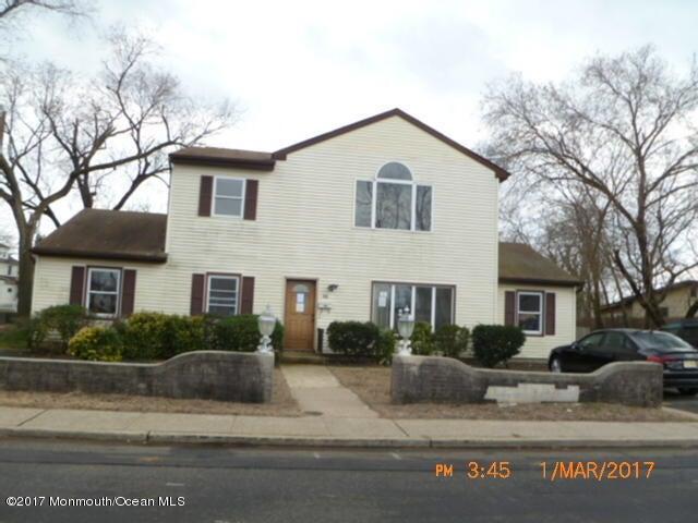 独户住宅 为 销售 在 12 Linton Place 肯斯堡市, 新泽西州 07734 美国