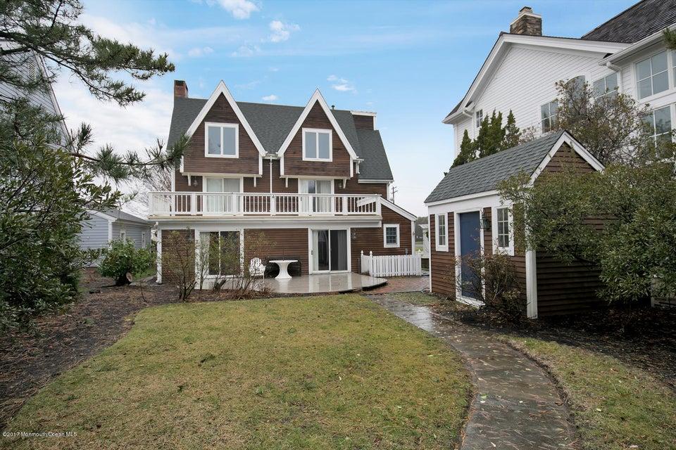 独户住宅 为 出租 在 816 1st Avenue Sea Girt, 08750 美国