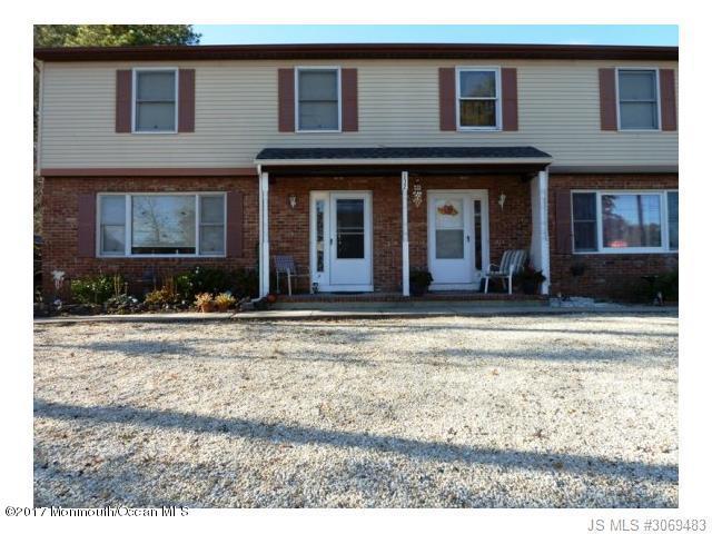 Maison unifamiliale pour l à louer à 132 Bayshore Drive Barnegat, New Jersey 08005 États-Unis