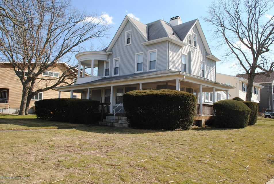 Single Family Home for Rent at 219 5th Avenue Bradley Beach, New Jersey 07720 United States