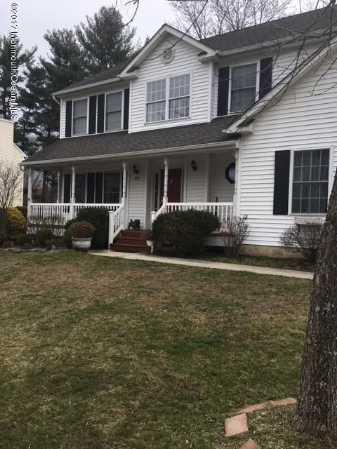 Single Family Home for Sale at 13 Northgate Drive Englishtown, New Jersey 07726 United States