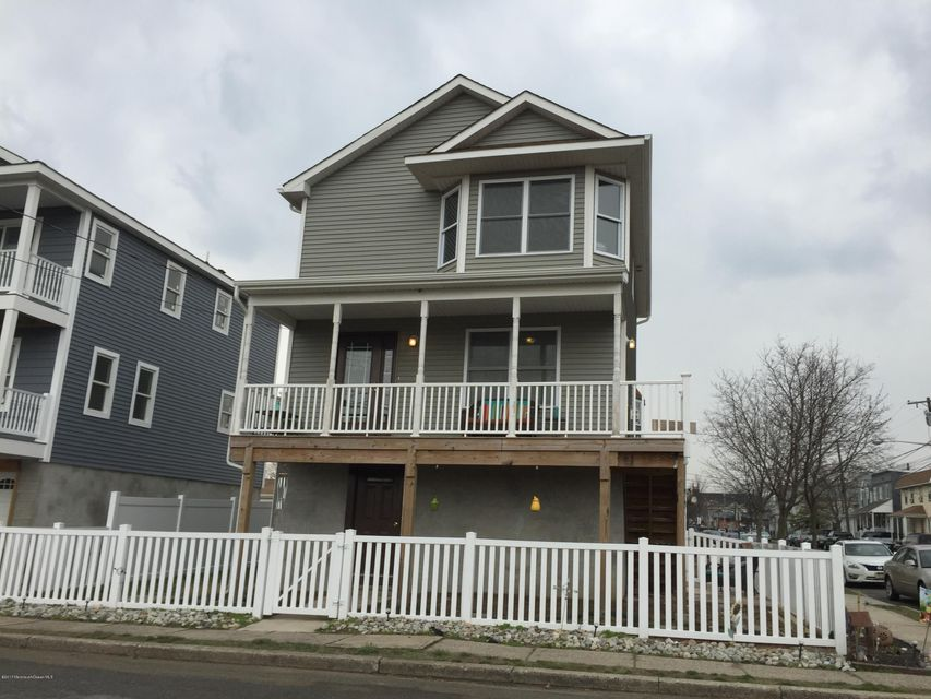 Single Family Home for Sale at 101 Augusta Street South Amboy, New Jersey 08879 United States