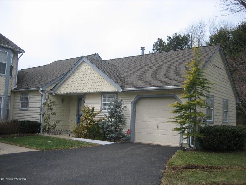 Condominio por un Alquiler en 81 Poplar Place Freehold, Nueva Jersey 07728 Estados Unidos