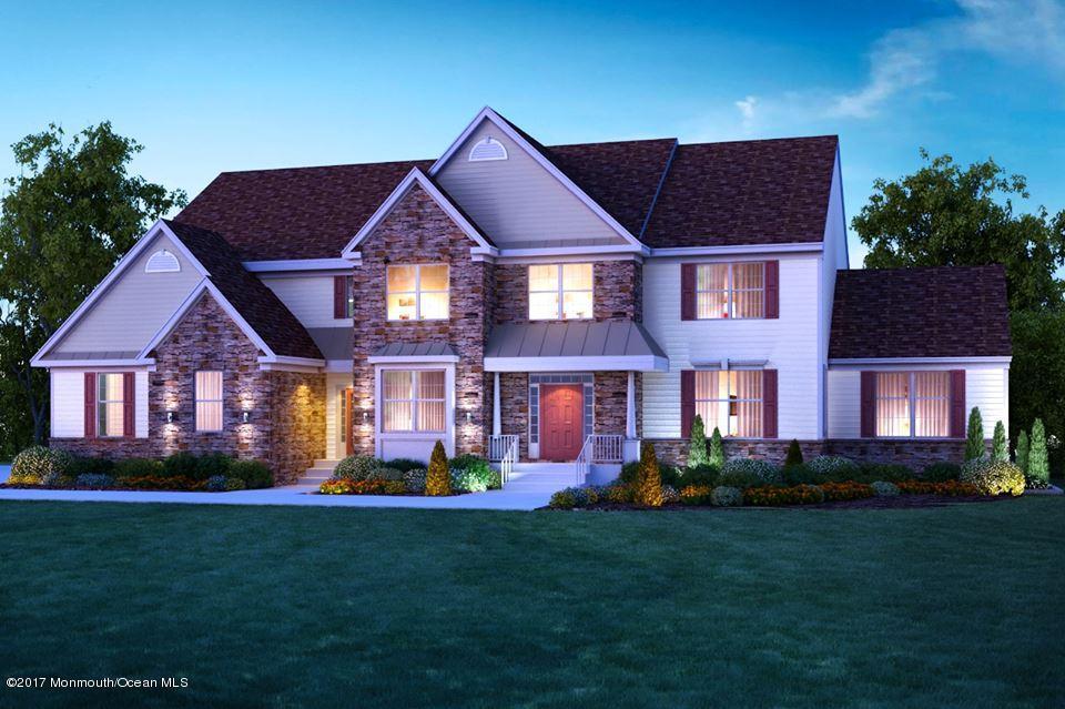 独户住宅 为 销售 在 9 Friendship Lane 朗布兰奇, 07764 美国
