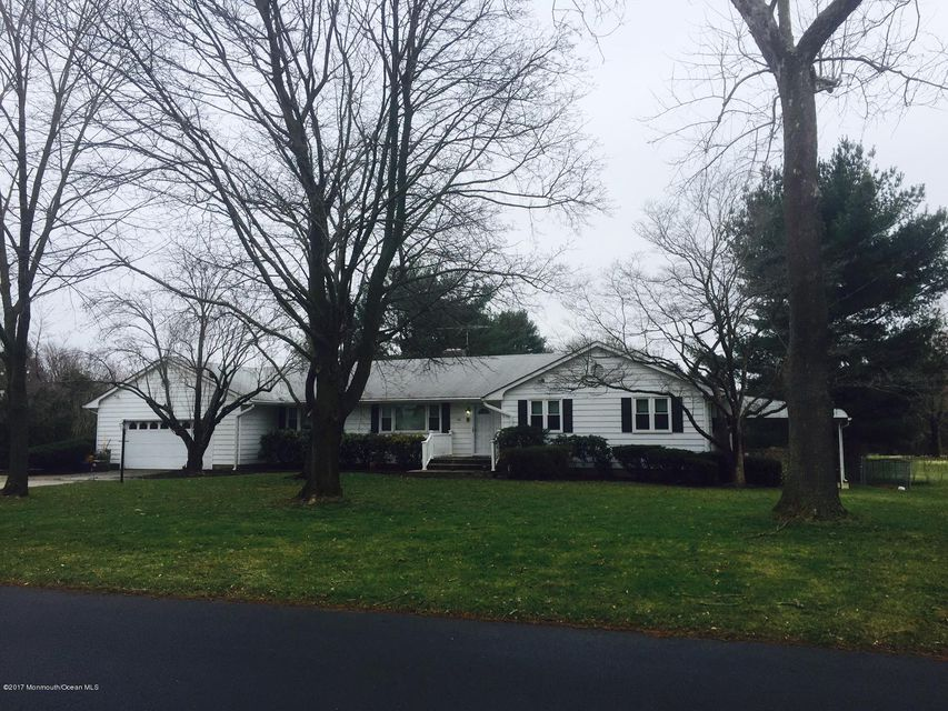 Single Family Home for Sale at 120 Richardson Road Robbinsville, New Jersey 08691 United States