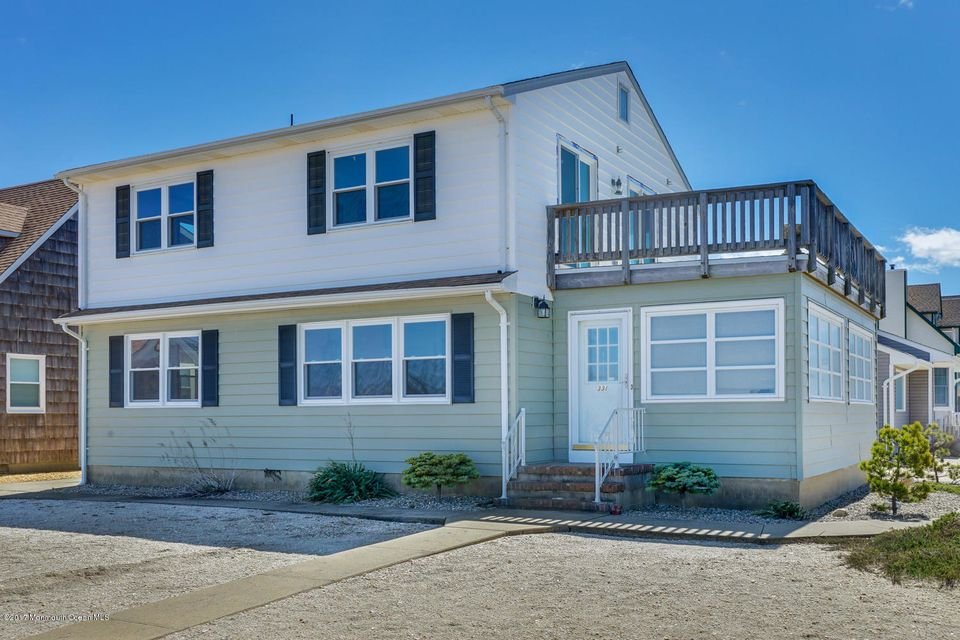 Single Family Home for Sale at 331 Roberts Avenue South Seaside Park, 08752 United States