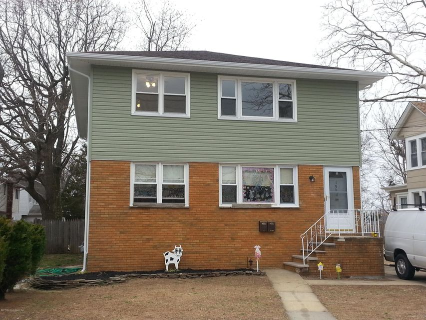 Single Family Home for Rent at 155a Main Street Keansburg, New Jersey 07734 United States