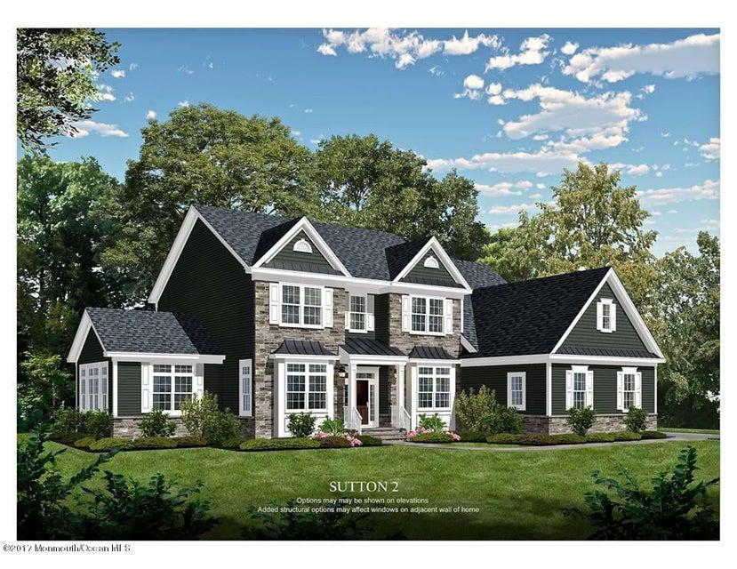独户住宅 为 销售 在 11 Friendship Lane 朗布兰奇, 07764 美国