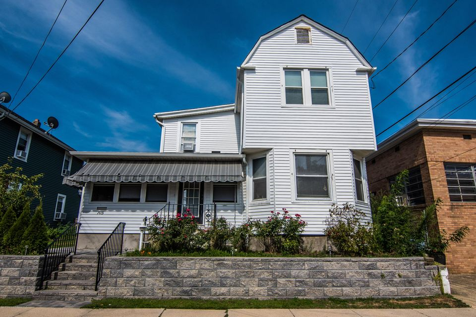 Single Family Home for Rent at 705 Central Avenue Bradley Beach, 07720 United States