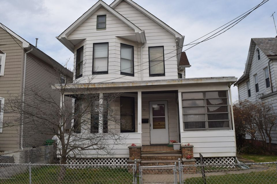 Single Family Home for Sale at 15 Thomas Street South River, New Jersey 08882 United States