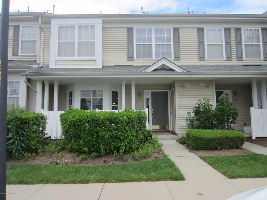 Condominium for Rent at 331 Brookfield Drive Jackson, New Jersey 08527 United States
