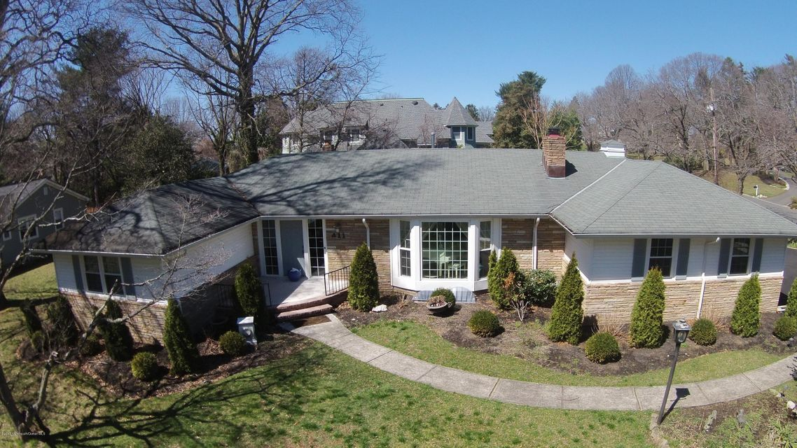 House for Sale at 411 Rumson Road 411 Rumson Road Little Silver, New Jersey 07739 United States
