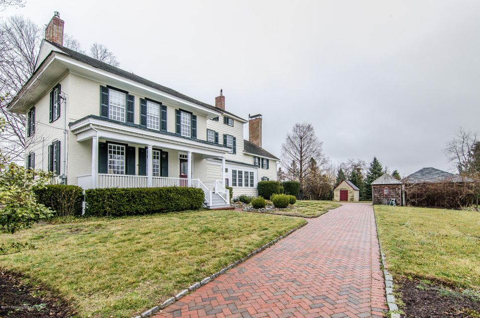 Single Family Home for Sale at 3 Wygant Road 3 Wygant Road Cream Ridge, New Jersey 08514 United States