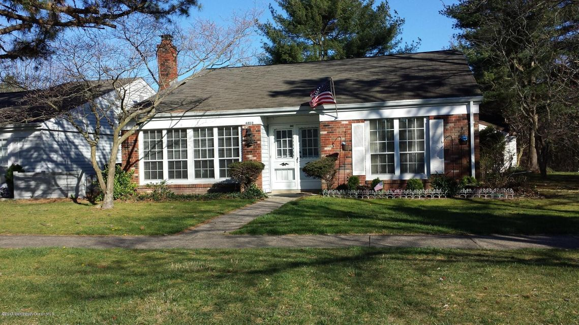 Single Family Home for Rent at 485b Winfield Court Manchester, New Jersey 08759 United States
