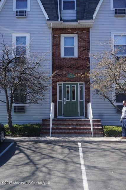 Condominium for Rent at 76 Whitefield Avenue Ocean Grove, New Jersey 07756 United States