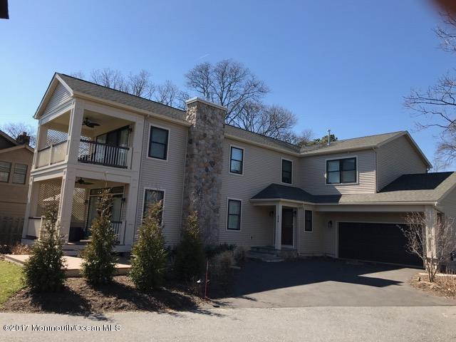 Maison unifamiliale pour l à louer à 508 North Boulevard Lake Como, New Jersey 07719 États-Unis