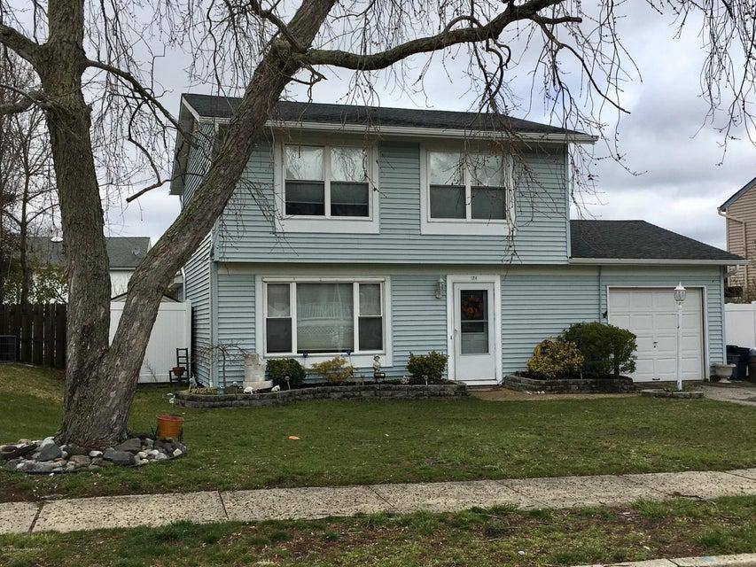 Casa Unifamiliar por un Alquiler en 124 Windward Drive Barnegat, Nueva Jersey 08005 Estados Unidos