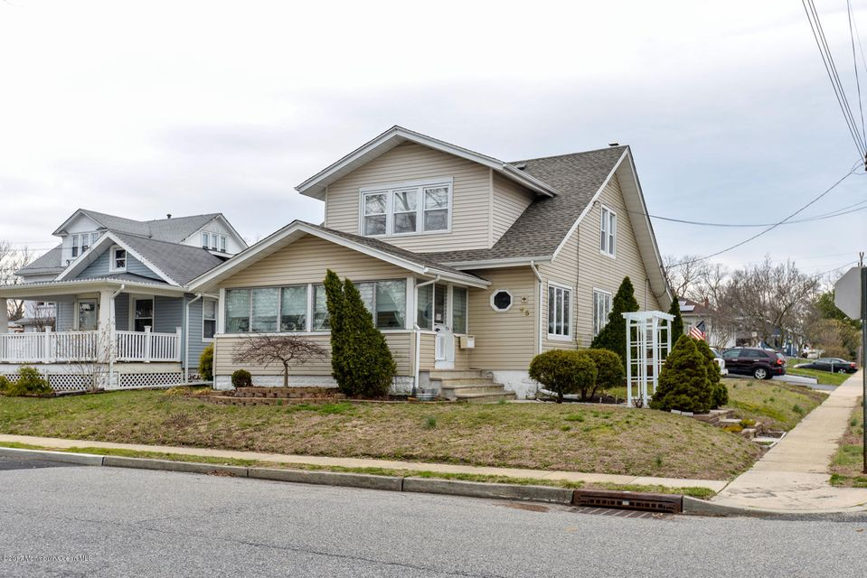 Single Family Home for Sale at 65 Union Avenue Neptune City, New Jersey 07753 United States
