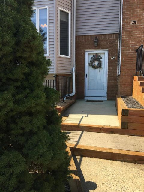 Condominium for Rent at 24 Ambassador Drive Red Bank, New Jersey 07701 United States