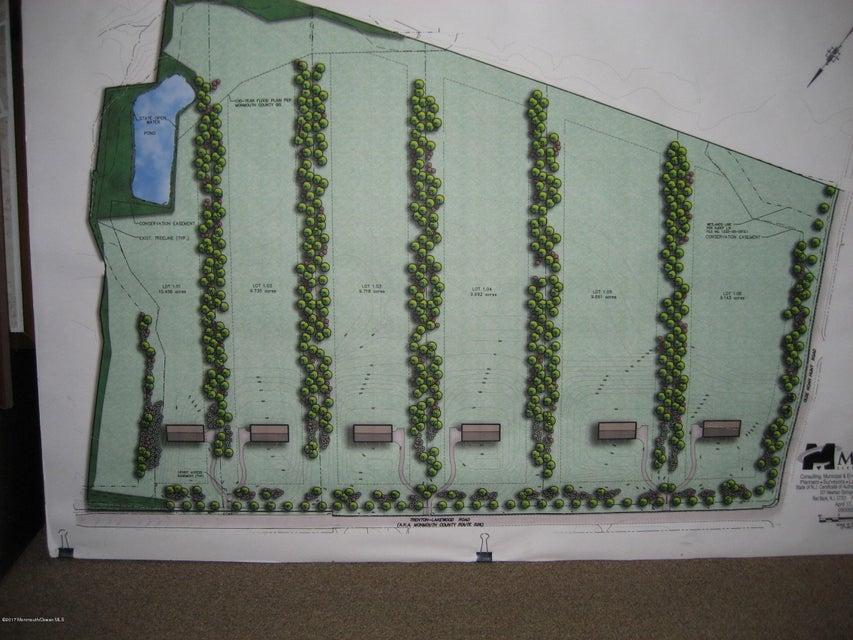 Land for Sale at 119 Trenton Lakewood Road 119 Trenton Lakewood Road Millstone, New Jersey 08510 United States