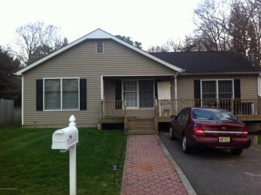 Casa Unifamiliar por un Alquiler en 589 Vaughn Avenue Forked River, Nueva Jersey 08731 Estados Unidos