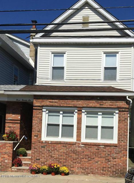 Single Family Home for Sale at 326 Newark Avenue Bradley Beach, New Jersey 07720 United States
