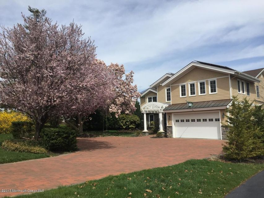Single Family Home for Sale at 31 Wardell Circle Oceanport, 07757 United States
