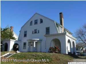 Single Family Home for Rent at 82 Inlet Terrace Belmar, New Jersey 07719 United States