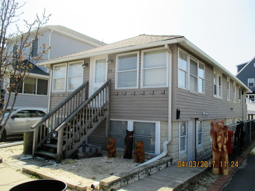 Single Family Home for Rent at 53 Carteret Avenue Seaside Heights, New Jersey 08751 United States