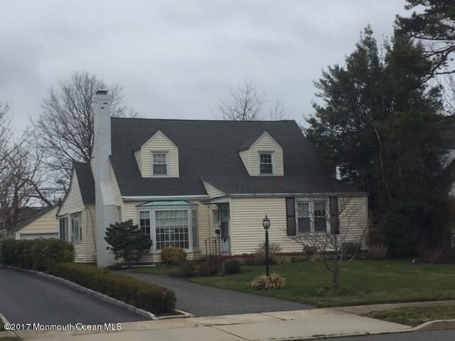 Casa Unifamiliar por un Alquiler en 311 Trenton Boulevard Sea Girt, Nueva Jersey 08750 Estados Unidos