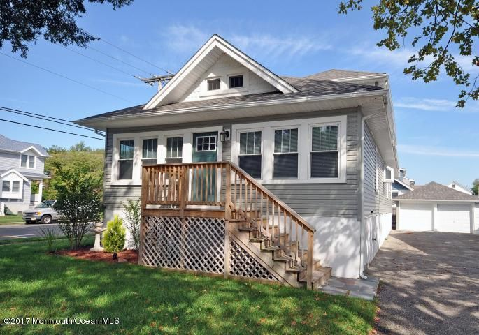 Single Family Home for Rent at 319 Arnold Avenue Point Pleasant Beach, 08742 United States