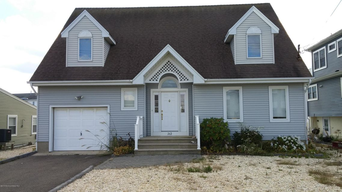 Maison unifamiliale pour l à louer à 262 Teakwood Drive Bayville, New Jersey 08721 États-Unis