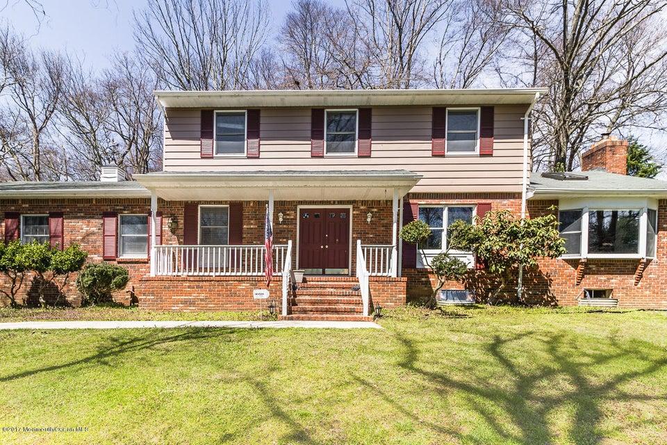 Maison unifamiliale pour l Vente à 601 Hanover Drive North Hanover, New Jersey 08562 États-Unis