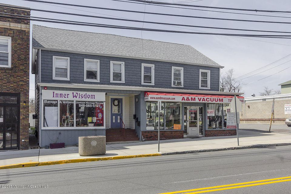 Commercial for Sale at 68 Main Street Milltown, New Jersey 08850 United States