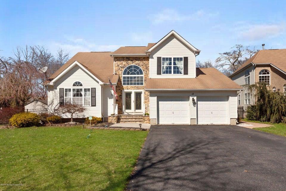 独户住宅 为 销售 在 17 Truman Street Old Bridge, 08857 美国