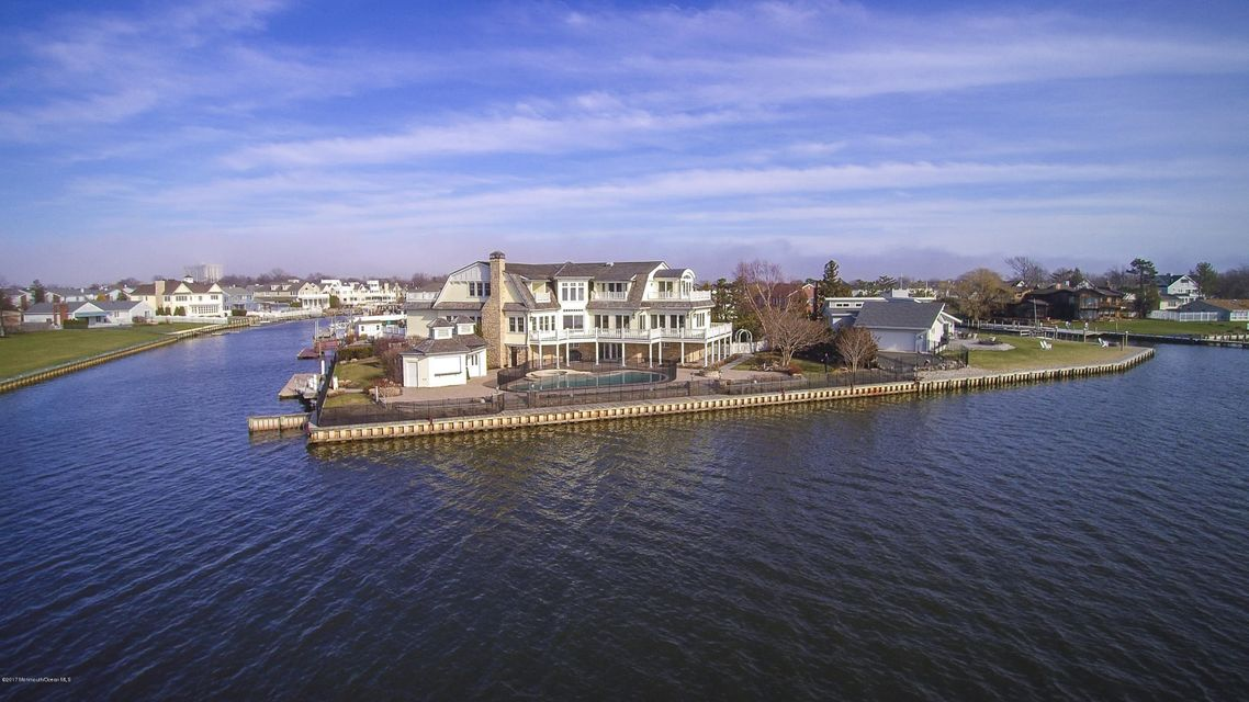 Single Family Home for Sale at 24 Gull Point Road Monmouth Beach, New Jersey 07750 United States