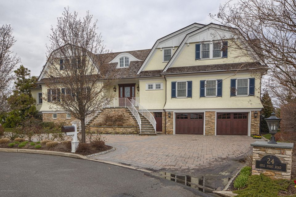 24 Gull Point Road, Monmouth Beach, NJ 07750