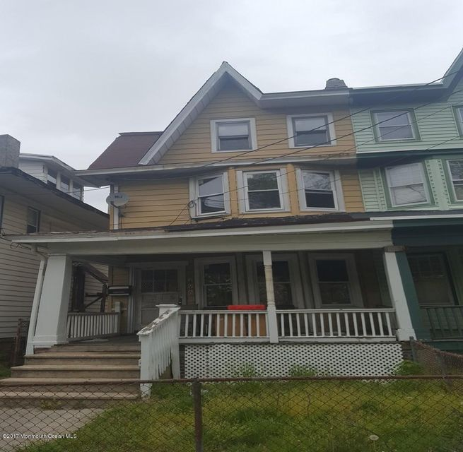 Single Family Home for Sale at 496 Riverside Avenue Trenton, New Jersey 08618 United States