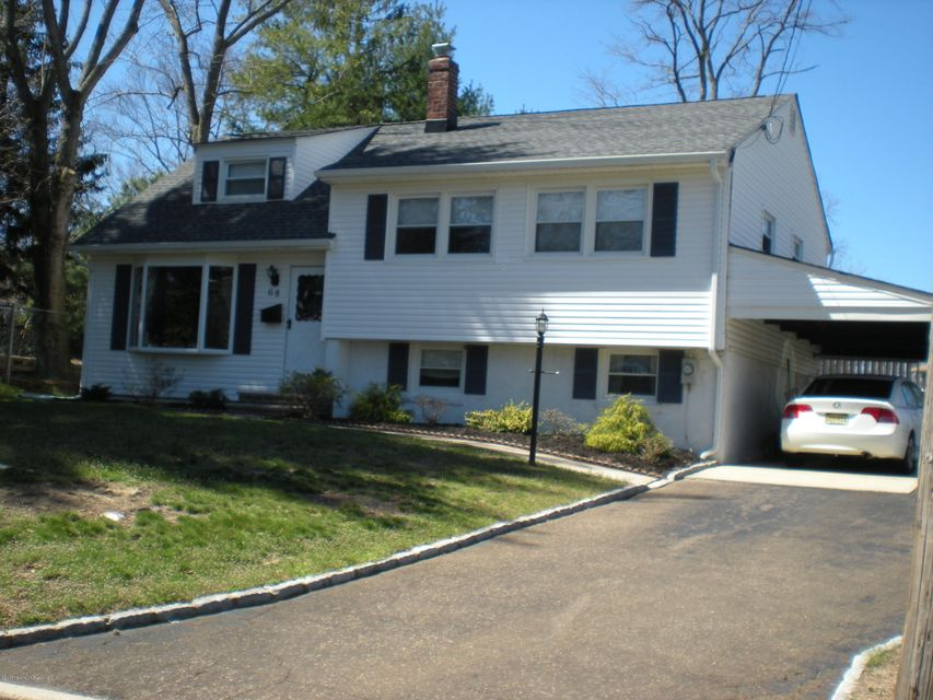 Single Family Home for Sale at 68 Maplewood Drive New Monmouth, New Jersey 07748 United States