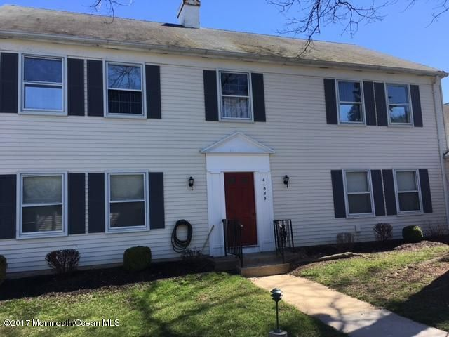 Single Family Home for Rent at 418n Onset Lane Monroe, 08831 United States