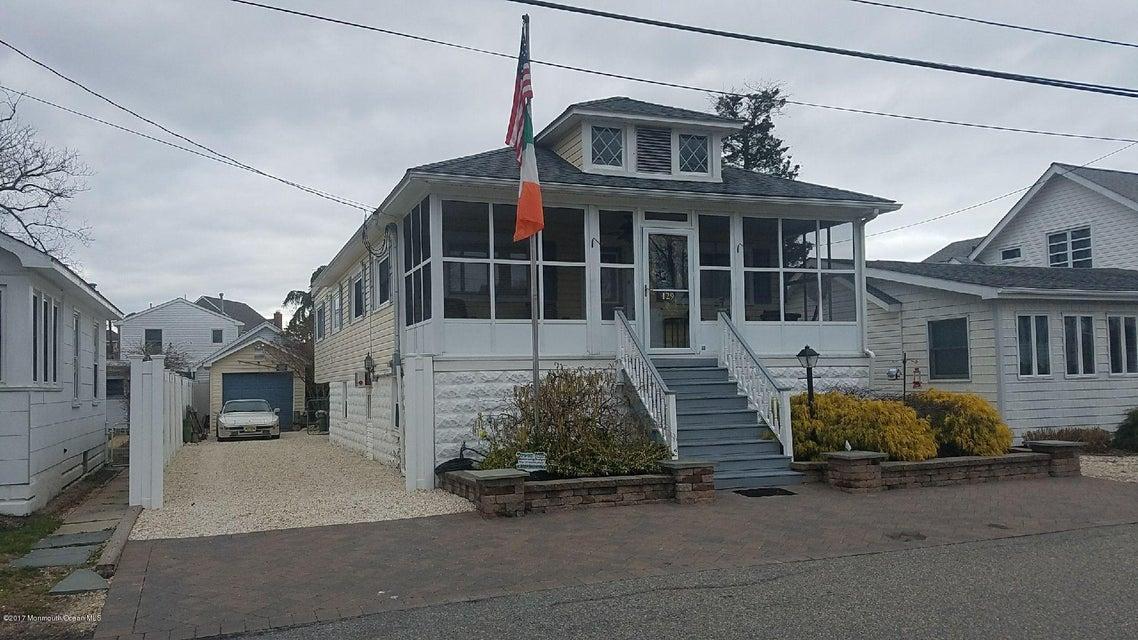 独户住宅 为 出租 在 129 Longport Avenue Ocean Gate, 新泽西州 08740 美国