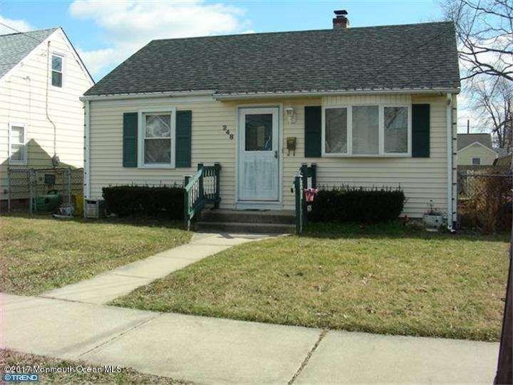 独户住宅 为 销售 在 248 Samdin Boulevard 汉密尔顿, 新泽西州 08610 美国