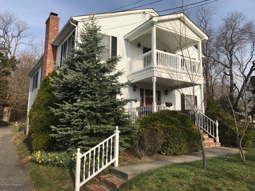 独户住宅 为 销售 在 1013 Old Mill Road 斯普林莱克海茨, 07762 美国