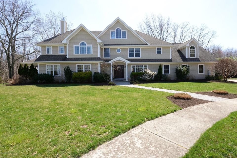 Single Family Home for Sale at 14 Cedar Drive 14 Cedar Drive Bay Head, New Jersey 08742 United States